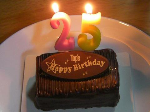 Happybirthday25